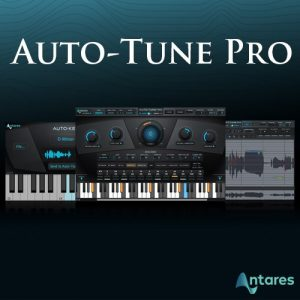 Antares AutoTune Pro Crack Download