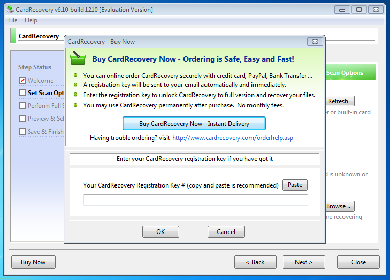 CardRecovery Full Crack