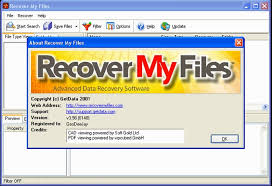 Recover My Files Patch Key